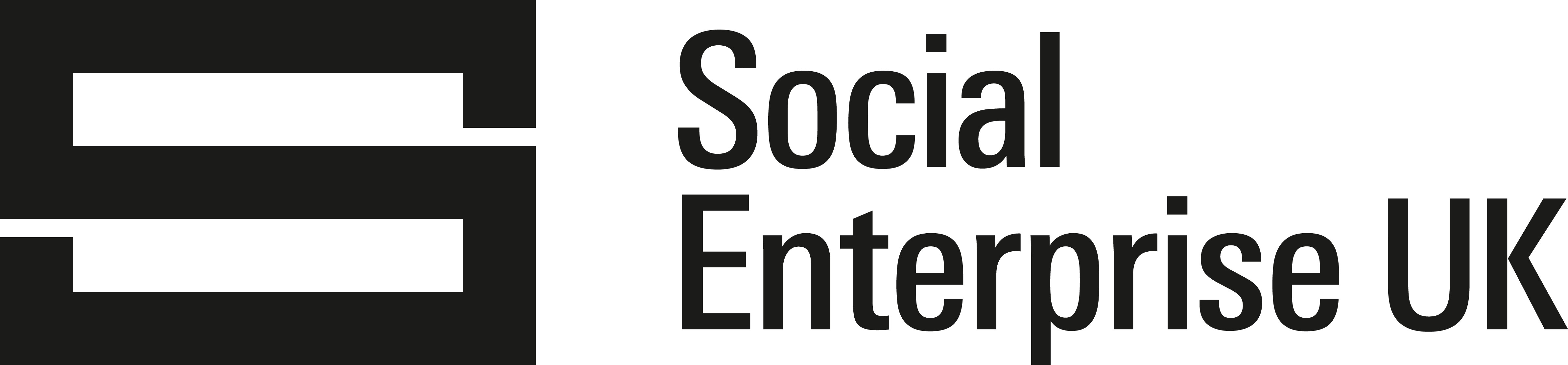 Logo for Social Enterprise UK