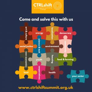 CTRLshift Jigsaw: Come and Solve this with us